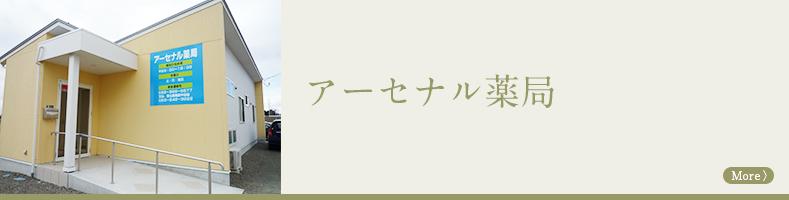 店舗-07アーセナル薬局